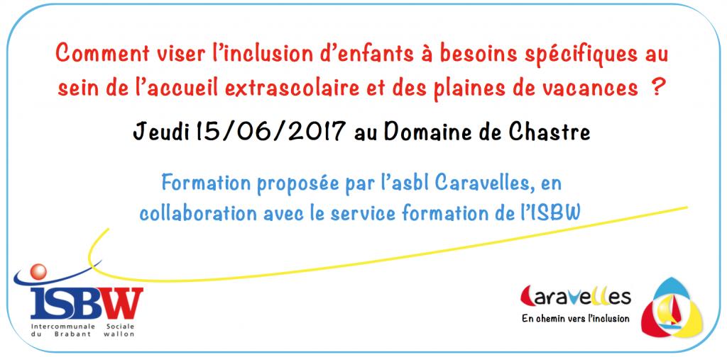 Les détails et le programme de la formation sur le site de Caravelles