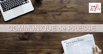 2019-02-05 Communiqué presse