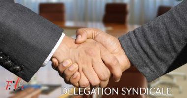 2020 Site A la une Delegation syndicale