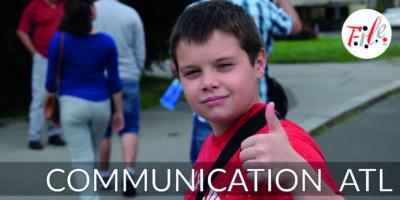 Site A la une Communication ATL