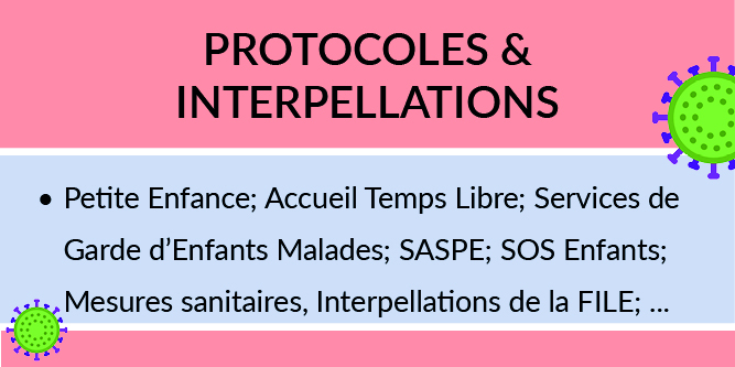 Protocoles et interpellations4