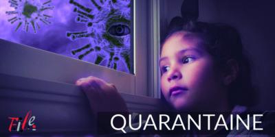 Site A la une Quarantaine