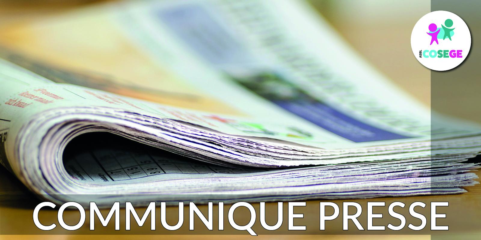 Site A la une C Presse COSEGE